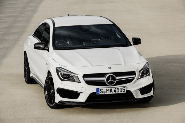 mercedes cla 45 amg picture