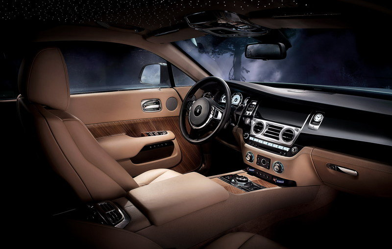 2014 Rolls Royce Wraith High Resolution Interior - image 495391