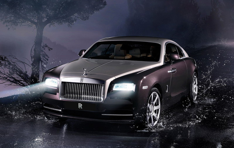 2014 Rolls Royce Wraith High Resolution Exterior Wallpaper quality - image 495399