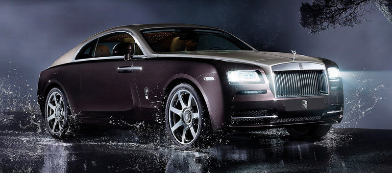 2014 Rolls Royce Wraith High Resolution Exterior - image 495400