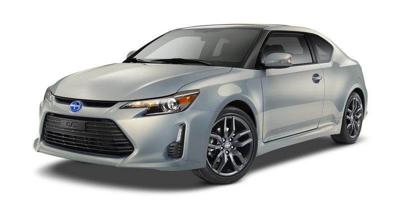 2014 - 2015 Scion tC Sports Coupe High Resolution Exterior Wallpaper quality - image 499672