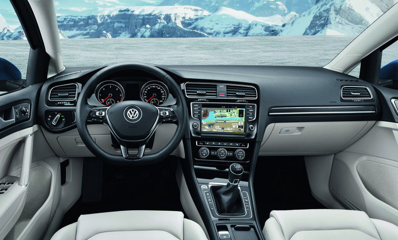 2014 Volkswagen Golf VII Variant High Resolution Interior - image 495438
