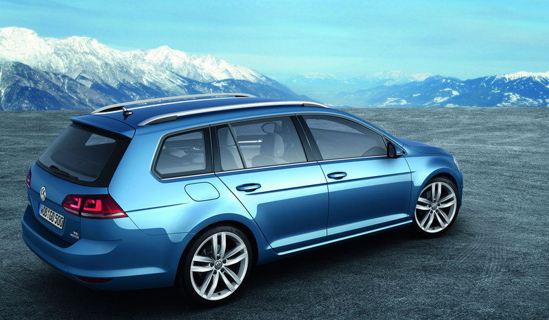 2014 Volkswagen Golf VII Variant High Resolution Exterior - image 495425