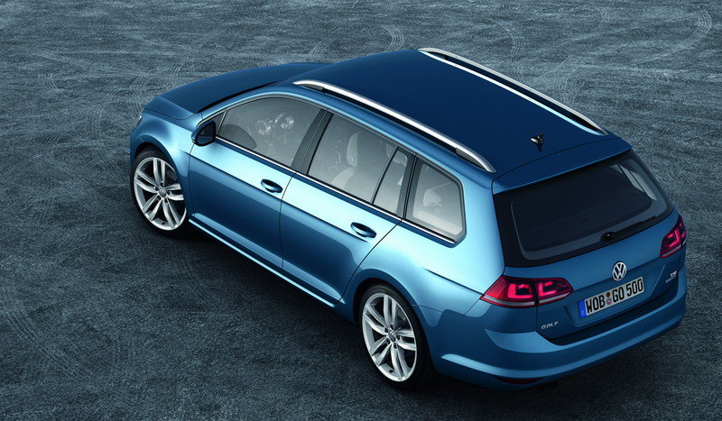 2014 Volkswagen Golf VII Variant High Resolution Exterior - image 495419