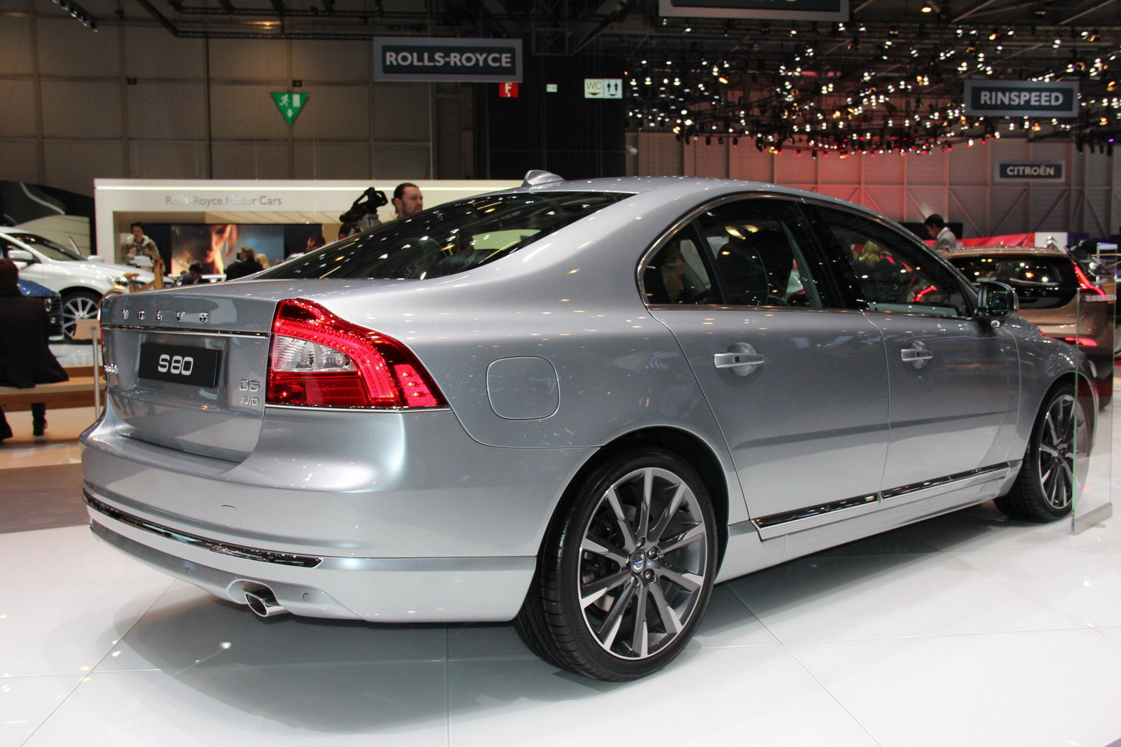 2014 volvo s80 picture 497384 car review top speed. Black Bedroom Furniture Sets. Home Design Ideas