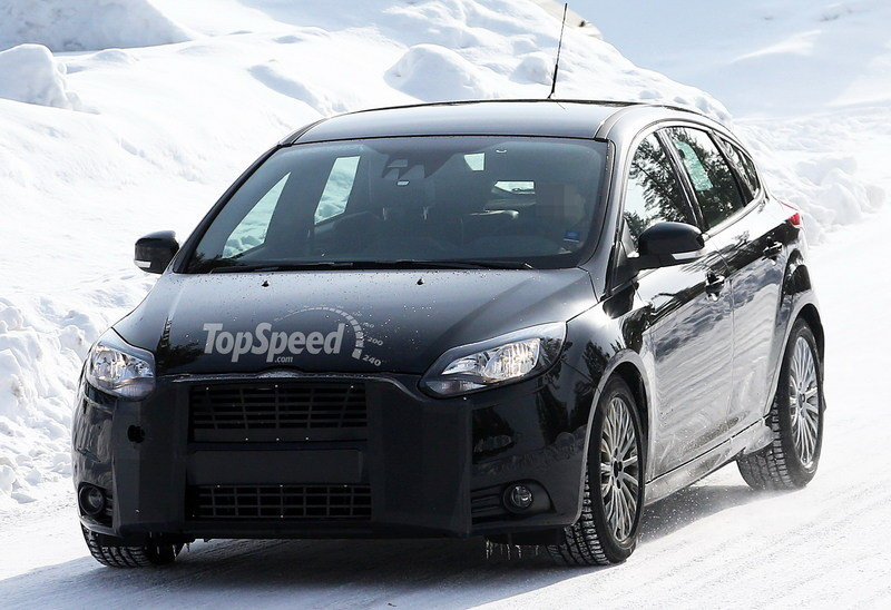 New Ford Focus RS Details Surface