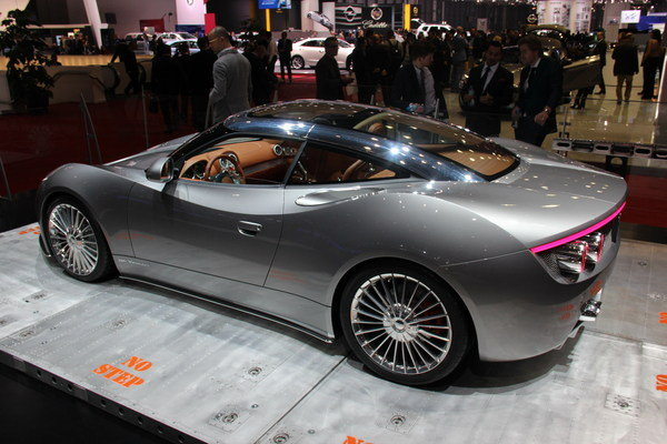 2015 Spyker B6 Venator Concept Picture 497233 Car Review Top Speed
