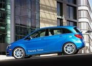 2014 Mercedes-Benz B-Class Electric Drive - image 500109