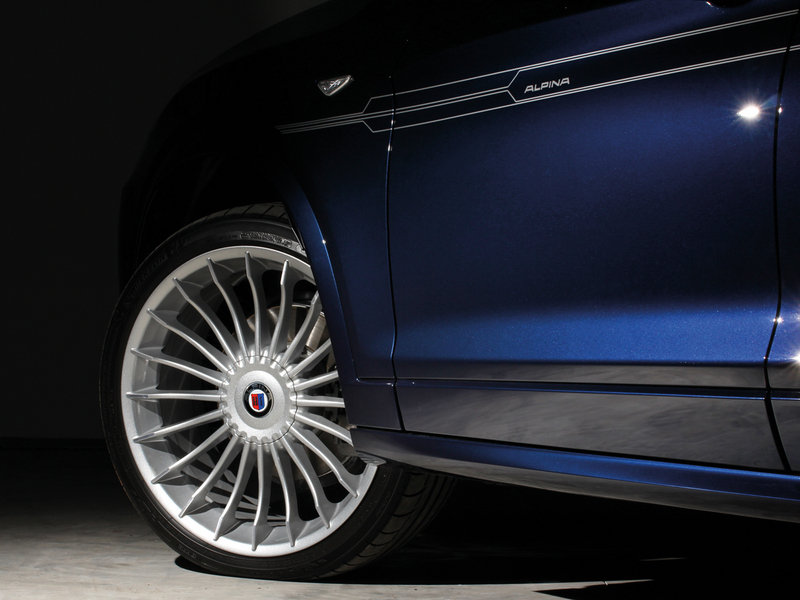 2014 BMW Alpina XD3 Biturbo