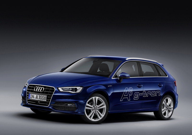 2013 Audi A3 Sportback g-tron High Resolution Exterior Wallpaper quality - image 494629