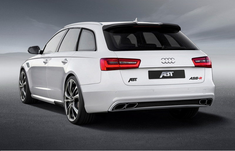 2013 Audi AS6-R by ABT Sportsline High Resolution Exterior - image 496071