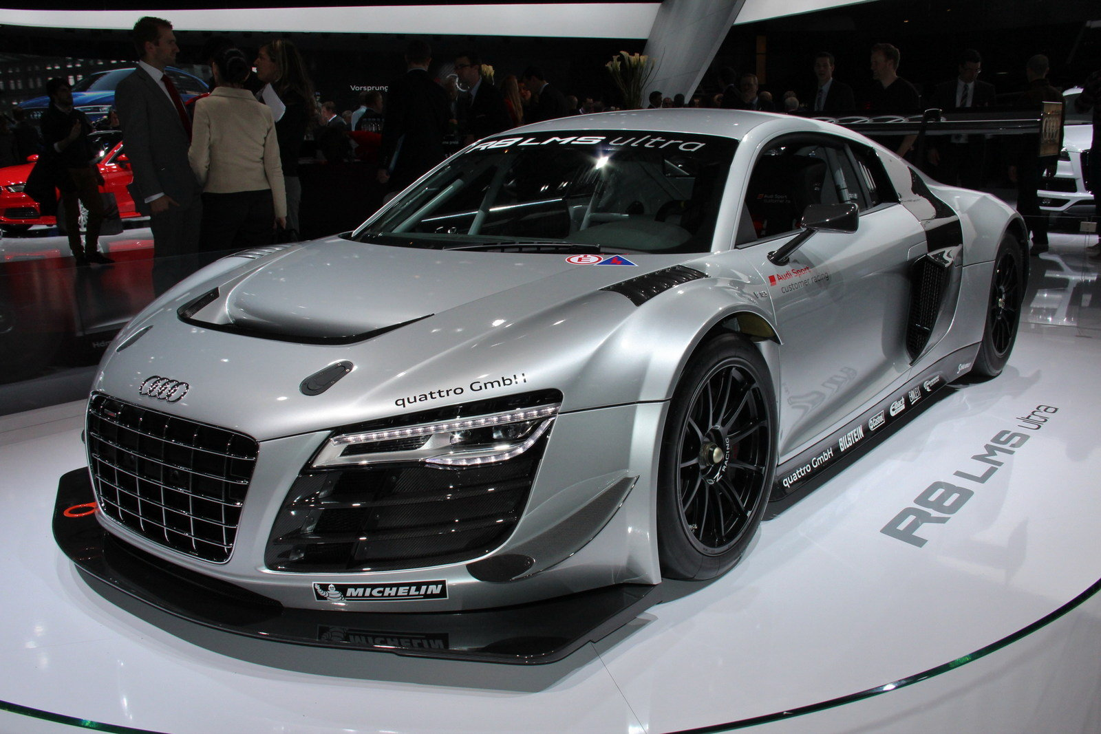 2013 audi r8 lms ultra picture 497508 car review top speed. Black Bedroom Furniture Sets. Home Design Ideas