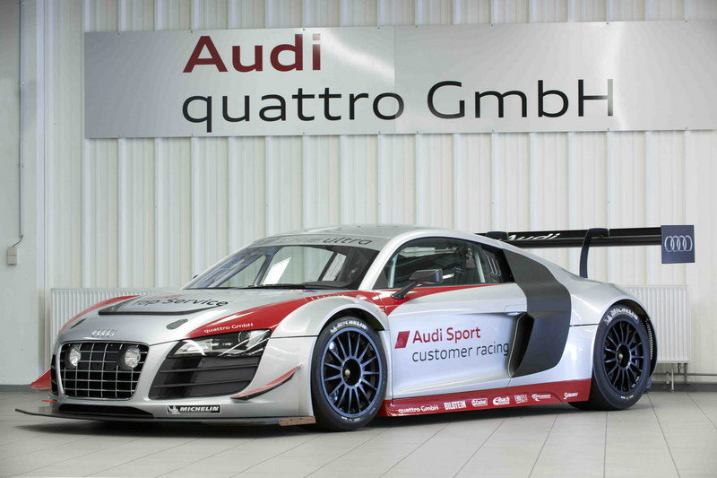 2013 Audi R8 LMS Ultra Exterior Wallpaper quality - image 497541