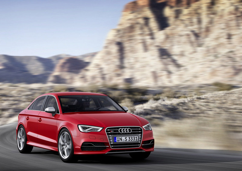 2015 Audi S3 Sedan High Resolution Exterior - image 499161
