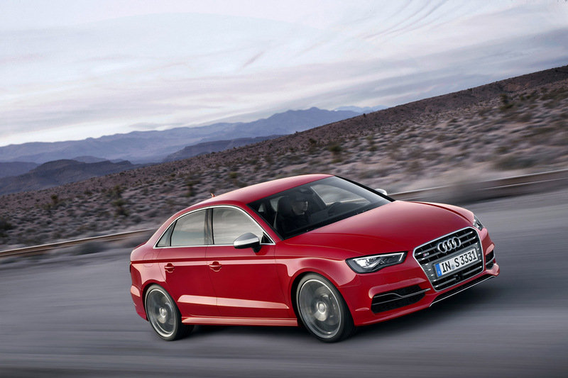 2015 Audi S3 Sedan High Resolution Exterior - image 499164