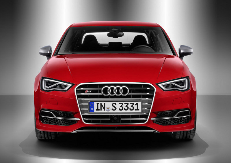 2015 Audi S3 Sedan High Resolution Exterior - image 499172