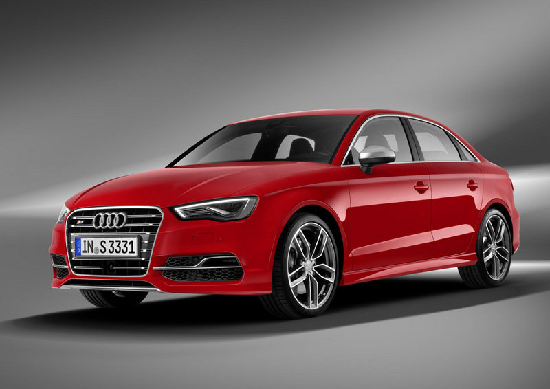 2015 Audi S3 Sedan High Resolution Exterior - image 499173