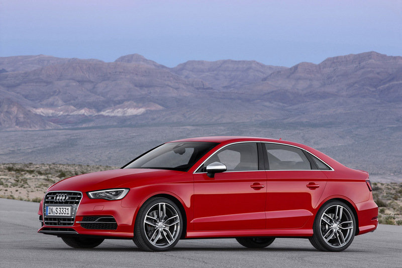 2015 Audi S3 Sedan High Resolution Exterior - image 499154