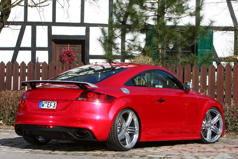 2013 audi tt rs by foliencenter nrw review top speed. Black Bedroom Furniture Sets. Home Design Ideas