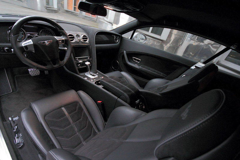 2013 Bentley Continental GT by Anderson Germany High Resolution Interior - image 498132