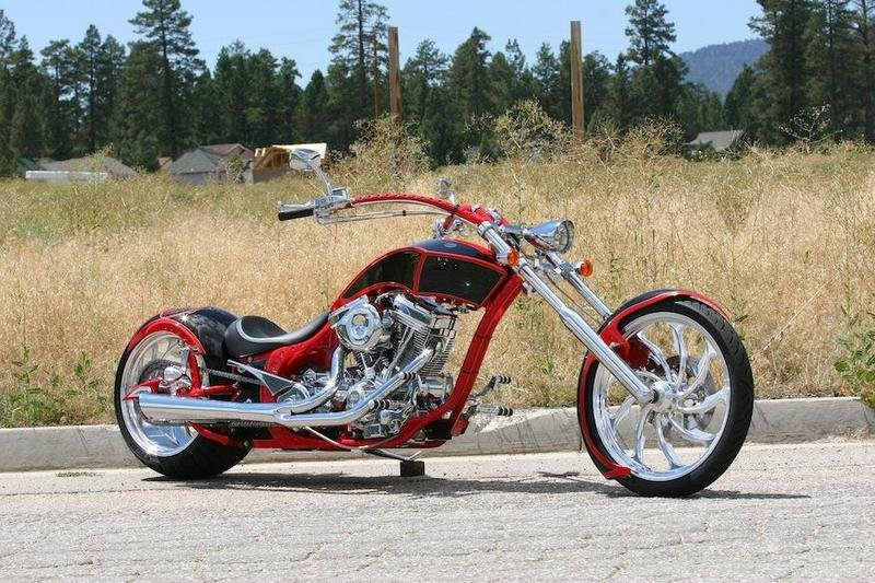 2013 Big Bear Choppers Athena ProStreet