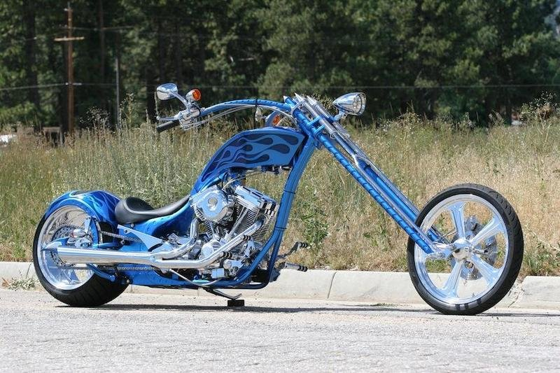 2013 Big Bear Choppers Athena