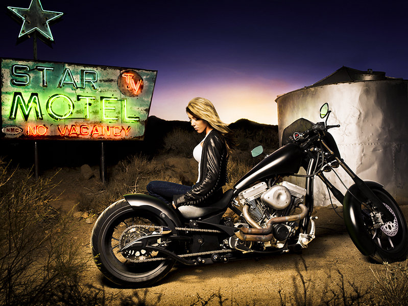 2013 Big Bear Choppers Bear Bones