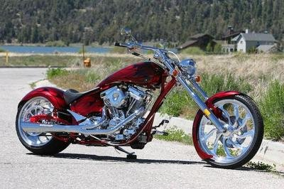 2013 Big Bear Choppers Devil's Advocate ProStreet