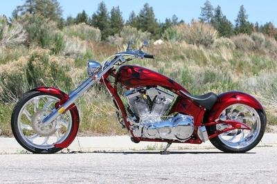 2013 Big Bear Choppers Devil's Advocate ProStreet Exterior - image 495871