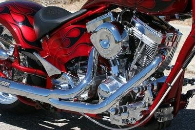 2013 Big Bear Choppers Devil's Advocate ProStreet Exterior - image 495872