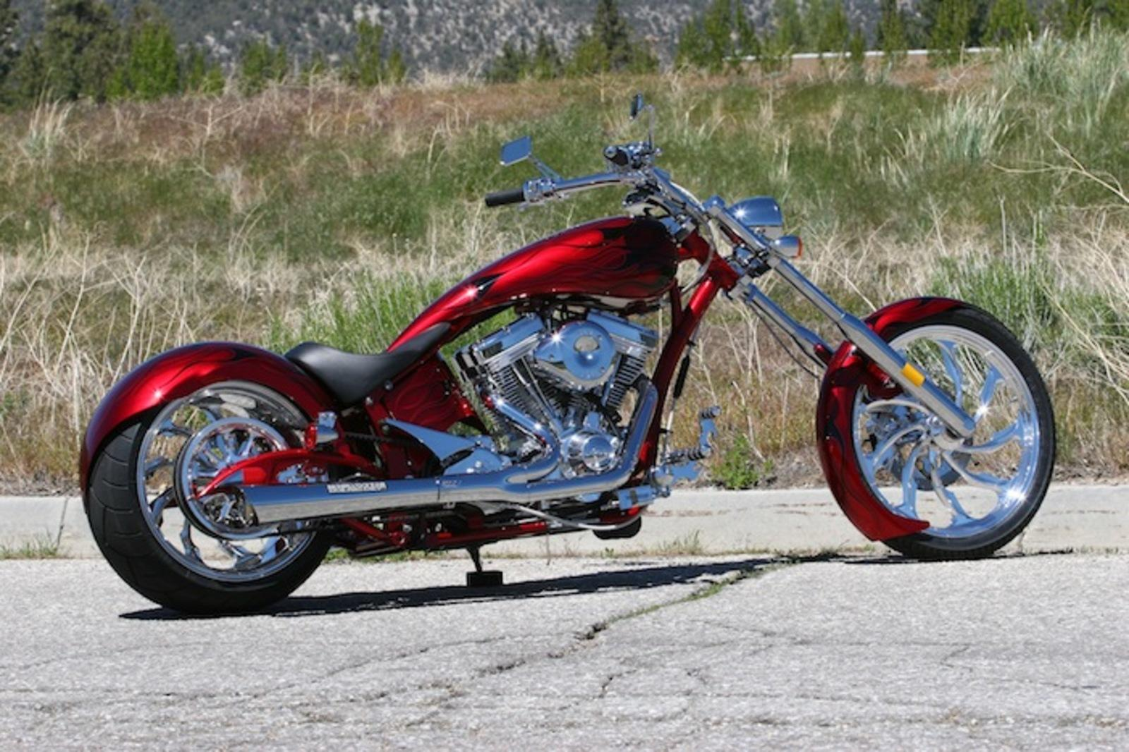 2013 Big Bear Choppers Devil's Advocate Two-Up Review