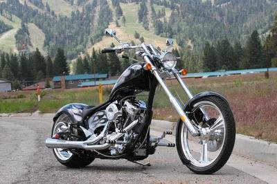 2013 Big Bear Choppers Devil's Advocate