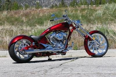 2013 Big Bear Choppers Devil's Advocate ProStreet Exterior - image 495869