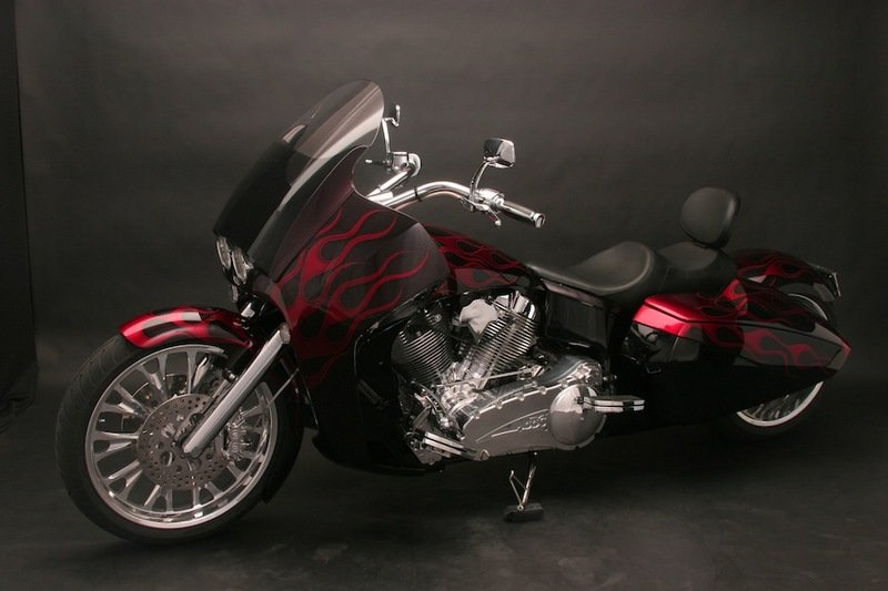 2013 Big Bear Choppers GTX-F Limited Edition