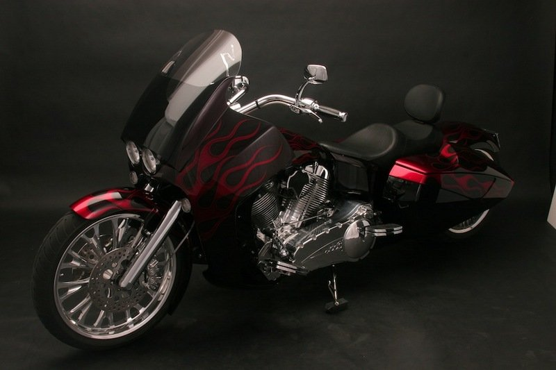 2013 Big Bear Choppers GTX-F Limited Edition Exterior - image 496098