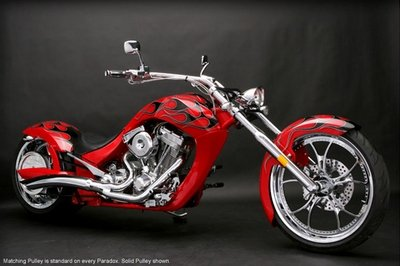 2013 Big Bear Choppers Paradox