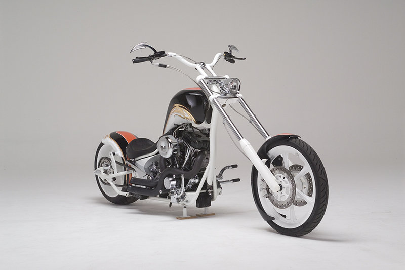 2013 Big Bear Choppers Redemption Conventional