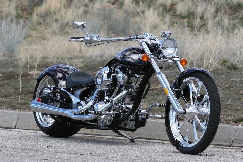 2013 Big Bear Choppers Sled ProStreet
