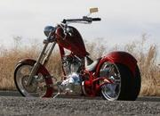2013 Big Bear Choppers Sled Chopper - image 497687