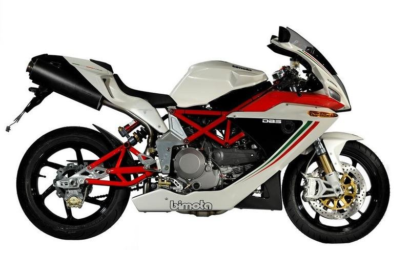 2013 Bimota DB5 E Desiderio - DB5 RE