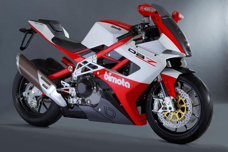 2013 Bimota DB7 Oronero High Resolution Exterior - image 494761