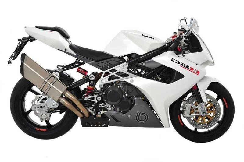 2013 Bimota DB8 Biposto High Resolution Exterior - image 494795
