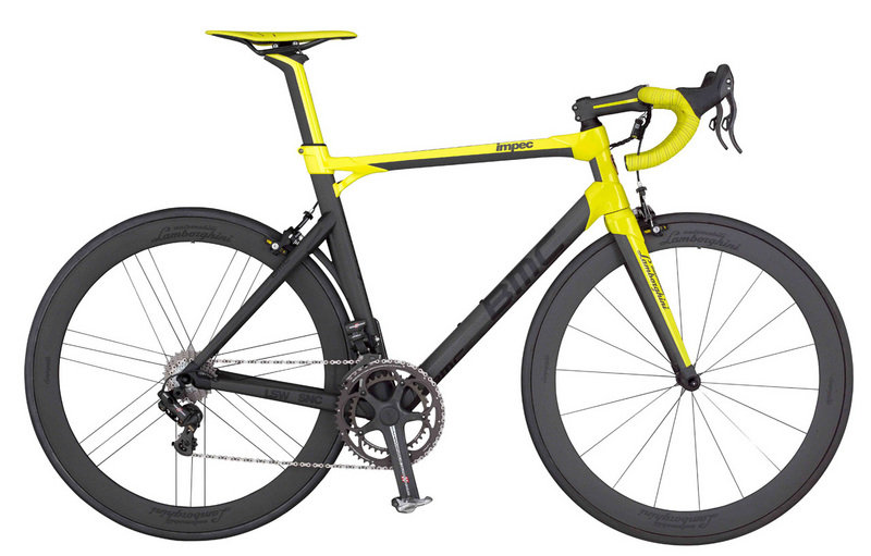 BMC Lamborghini 50th Anniversary Impec Bike