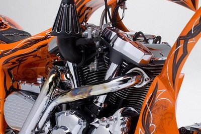 2013 BMS Choppers Got Rake Road Star Exterior - image 498302
