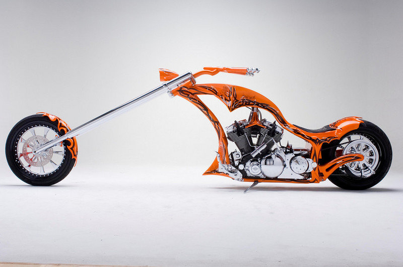 2013 BMS Choppers Got Rake Road Star High Resolution Exterior - image 498295