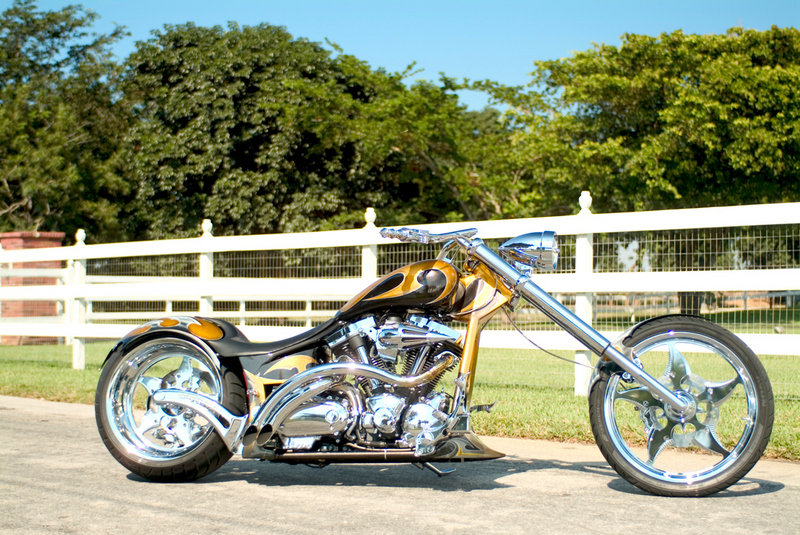 2013 BMS Choppers Toro's Road Star