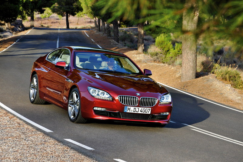 2014 BMW 6-Series High Resolution Exterior - image 498945