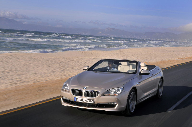 2014 BMW 6-Series High Resolution Exterior - image 498936