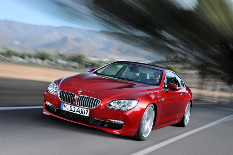2014 BMW 6-Series High Resolution Exterior Wallpaper quality - image 498939