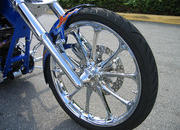 2004 BMS Choppers Blue Crush Warrior - image 497990